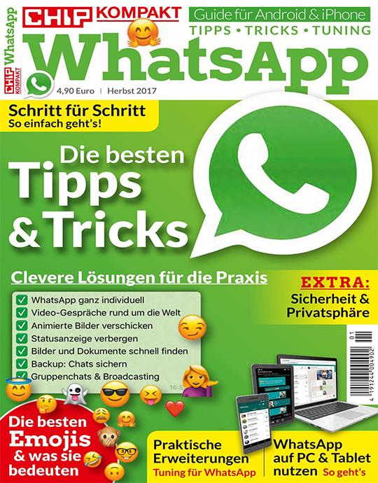 CHIP Kompakt: WhatsApp Guide